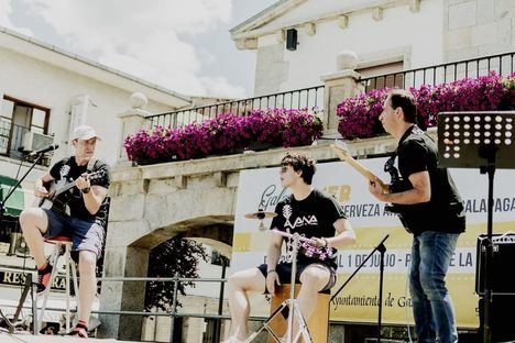 AVANA lleva sus versiones pop-rock a Marboré este sábado