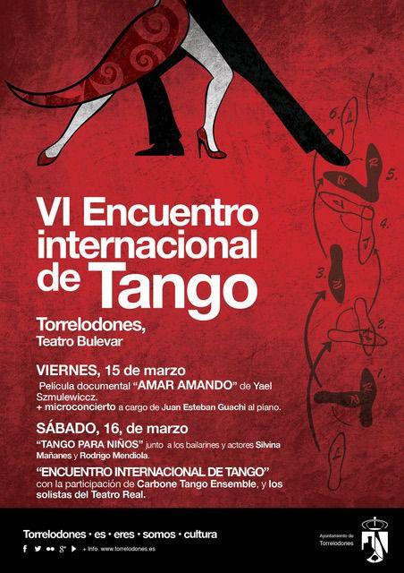 El Encuentro Internacional de Tango se rinde a Astor Piazzolla