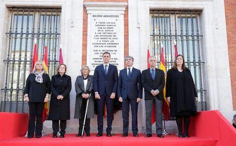 Madrid recuerda a las víctimas del 11-M en el 15º aniversario de los atentados