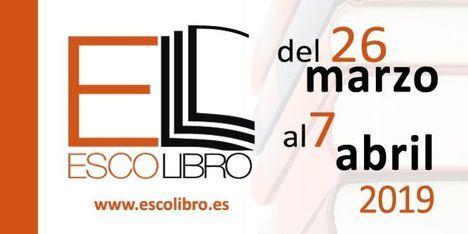 San Lorenzo de El Escorial celebra sus jornadas literarias ESCOlibro 2019