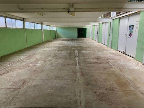 La sala de tiro con arco del Polideportivo, cerrada por obras