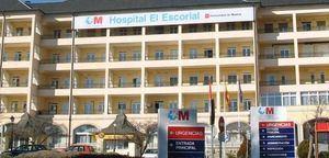 El Hospital El Escorial hará revisiones oculares en Guadarrama y Galapagar