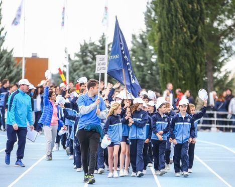 Este fin de semana comienzan las XXV Olimpiadas Escolares de Las Rozas