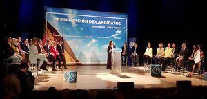 El PP presenta a todos sus candidatos en la zona Noroeste
