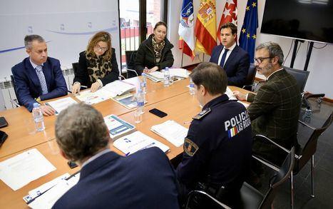 La Junta de Seguridad se prepara para las fiestas de Las Matas