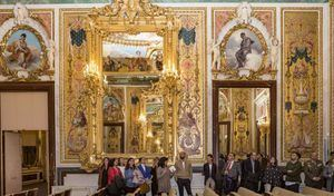 Bienvenidos a los palacios más singulares de Madrid