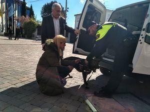La Policía local incorpora una unidad canina con dos pastores alemanes