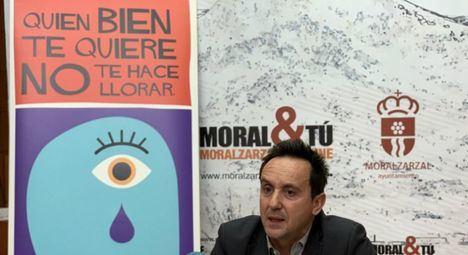Moralzarzal lanza una campaña contra la violencia de género