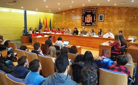 Celebrado el III Pleno Juvenil de Torrelodones