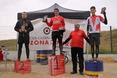 Madrid corona a sus campeones de trial bici