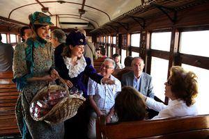 El Tren de la Fresa regresa a Aranjuez un año más