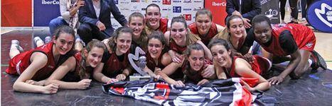 Las jugadoras del Baloncesto Torrelodones, subcampeonas junior de Madrid