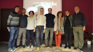 Presentada la candidatura de coalición de Izquierda Unida-Podemos