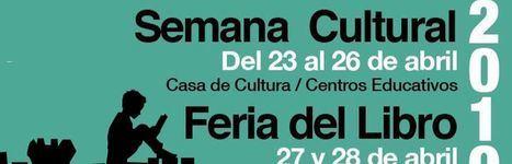 Una Semana Cultural y una Feria para celebrar el Día Internacional del Libro
