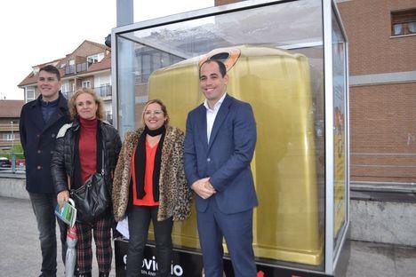 Collado Villalba gana el concurso del Contenedor de Oro de Ecovidrio