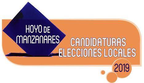 Siete candidatos optan a hacerse con la Alcaldía de Hoyo de Manzanares