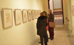 Dalí ilustra la 'Divina Comedia' en una exposición de cien xilografías