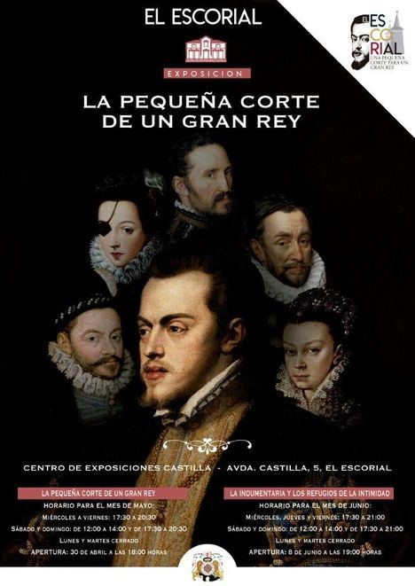Tras las huellas de Felipe II en su pequeña corte de El Escorial