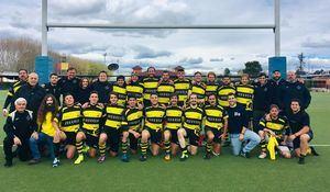 El rugby de Torrelodones se corona