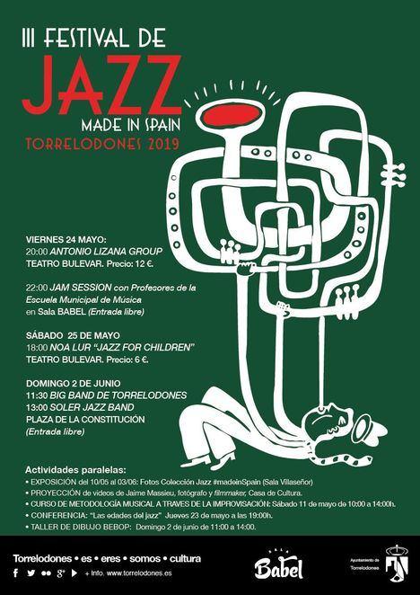 Vuelve el jazz con el Festival Made in Spain
