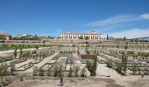 Ya se pueden visitar las Huertas del Palacio del Infante Don Luis