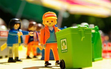 Paralizada la tramitación del concurso para el servicio de basuras