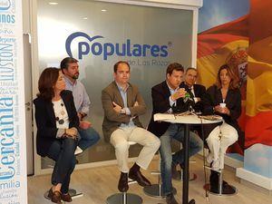El PP presenta su programa electoral para el 26-M