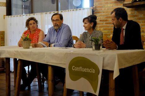 Confluencia Ciudadana presenta a sus candidatos para las municipales