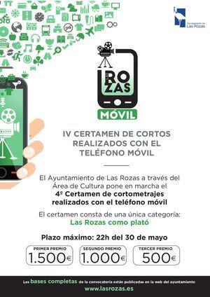 Hasta el 30 de mayo se puede participar en Las Rozas Móvil
