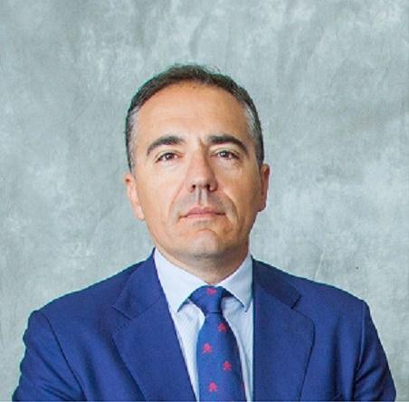 Miguel Ángel García, candidato a la Alcaldía de Las Rozas por Vox