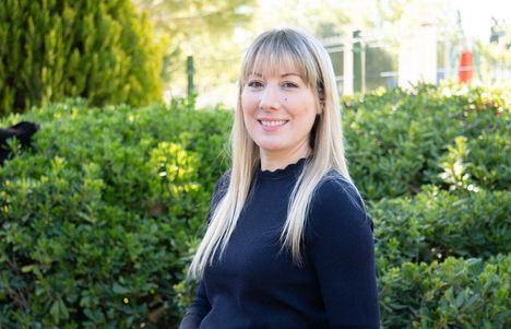 Patricia García Cruz, candidata a la Alcaldía de Las Rozas por Unidas por Las Rozas