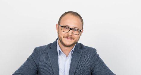 Nando Di-Lolli Ramírez, candidato a la Alcaldía de Las Rozas por el PSOE