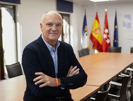 Miguel Ángel Sánchez de Mora, candidato a la Alcaldía de Las Rozas por Ciudadanos