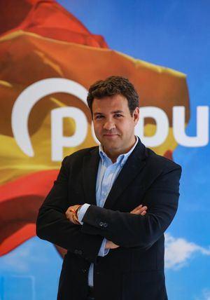 José de la Uz, candidato a la Alcaldía de Las Rozas por el Partido Popular