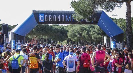 Navalcarbón, preparada para la III Media Maratón