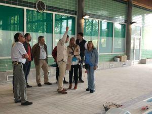 Un millón de euros para renovar la antigua piscina cubierta