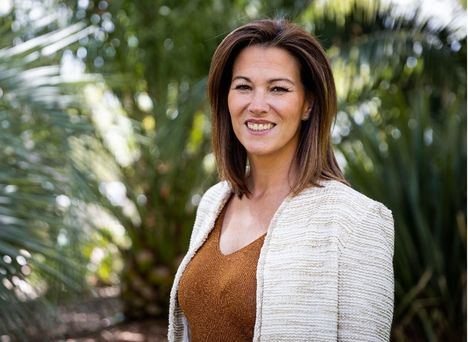 Marta López, candidata a la Alcaldía de Torrelodones por Ciudadanos