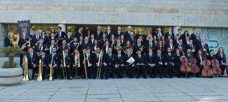 La Banda Sinfónica Municipal se prepara para ir a Benavente