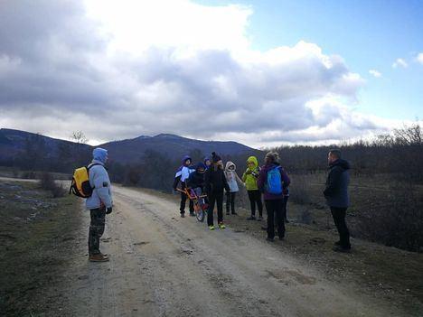 Se buscan voluntarios para llevar a personas con discapacidad a la montaña
