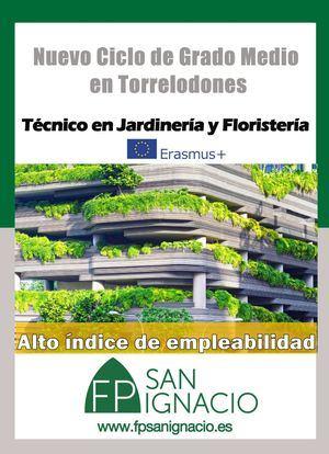 El San Ignacio incorpora un nuevo Ciclo de Grado Medio a su oferta de FP