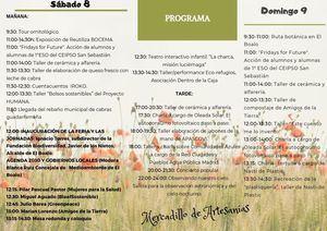 Los objetivos del Desarrollo Sostenible, en la VIII Feria de la Naturaleza