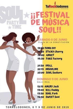 Soul, funk y disco en el Festival de Música Soul de Torrelodones
