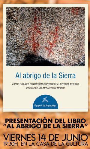 El Equipo A de Arqueología descubre nuevos enclaves de pintura rupestre