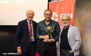 Premio de la Federación de Baloncesto para Torrelodones