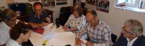 PSOE, IU-Podemos y Unidos por Hoyo llegan a un acuerdo tripartito para el Gobierno local