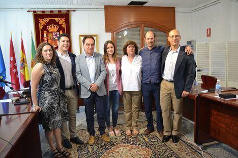 Julián Carrasco, del Partido Socialista, nuevo alcalde de Hoyo de Manzanares