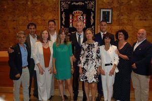 Alfredo García-Plata, de Vecinos por Torrelodones, elegido alcalde