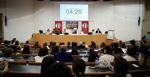 Premios para Las Rozas y Torrelodones en el Torneo de Debate de la UNED