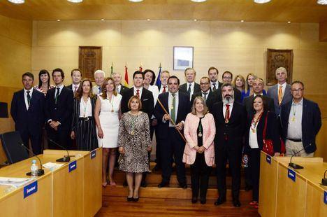 Javier Úbeda, del PP, gobernará con mayoría absoluta