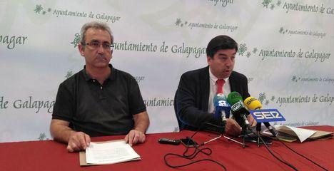 PSOE y Ciudadanos presentan su pacto de Gobierno para Galapagar